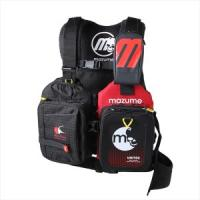Mazume MZLJ-401 Red moon life jacket 8 free black