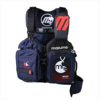Mazume MZLJ-401 Red moon Life Jacket 8 Free Navy