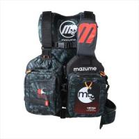 Mazume MZLJ-402 Red moon life jacket 8 free duck