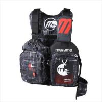 Mazume MZLJ-402 Red moon life jacket 8 free black cassuli