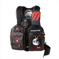 Mazume MZLJ-402 Red moon life jacket 8 free bush duck