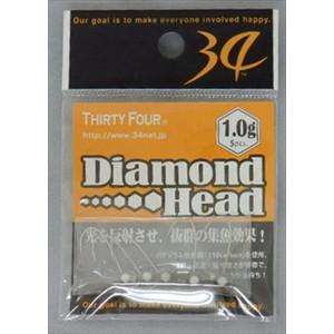 Thirty for Diamond Head Diamond head 1.5 g