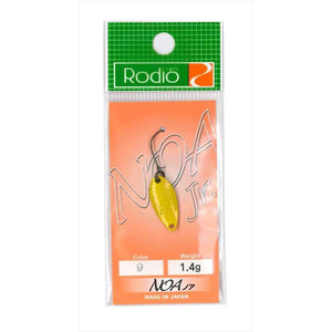 Rodeo craft NOA Jr 1.4 g # 9 yellow