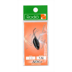 Rodeo craft NOA Jr 1.4 g # 13 black