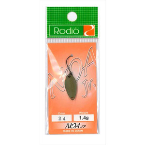 Rodeo craft NOA Jr 1.4 g # 24 D olive (mat)