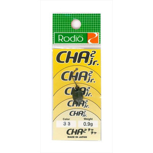 Rodeo Craft CHA 2 (Chacha) Jr 0.9 g # 33 Super Dark Olive