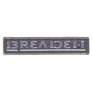 Breeden patch BREADEN W122 (Nori Nashi) G