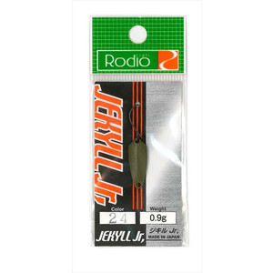 Rodeo craft JEKYLL Jr 0.9 g # 24 D olive (mat)
