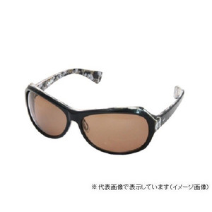 CLT Polarized glass Julii (Juli) Black Brown / Coper