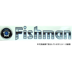 Fishman (Fishman) Cutting sticker 50 × 10