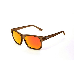 GRASSER Matte Clear brown x Fire orange Polarized