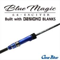 Clear Blue Blue magic 64 Exciter