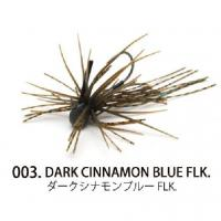 Raid Japan Egutama Type-LEVEL 4.5 g dark cinnamon blue FLK