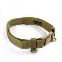 Rainier CL-06 HEAVY RODBELTS Heavy Rod Belt Khaki