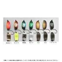 Anglers System Donna 2.5g blue gree...