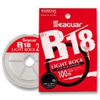 Kureha Seger R18 Light Rock Fluoro 100 m 5 Lb