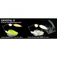 Nories Crystal Es 1/2 oz CRYSTAL S 720 White Chart Crystal (S / G)