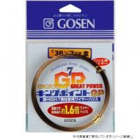 GOHSEN King point GP 10m 36/7 gold