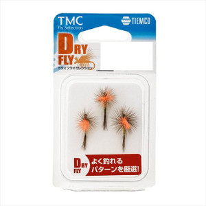 Tiemco ADW parachute light color # 12