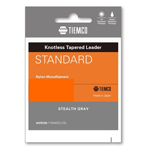 Tiemco leader standard 7.5FT 5X