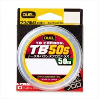 Duel TB CARBON TB 50 S 50 m 1.75 Natural clear