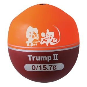 Kizakura 03562 Black soul Trump Ⅱ 00 orange