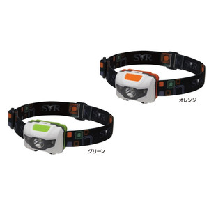 OGK 1 W compact LED headlamp 1 light (2 color color assorted)