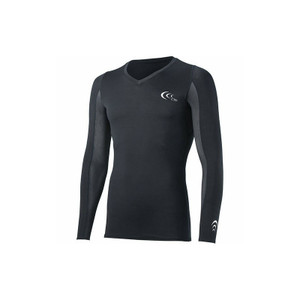 Sheathley fit performance V neck long sleeve K / L