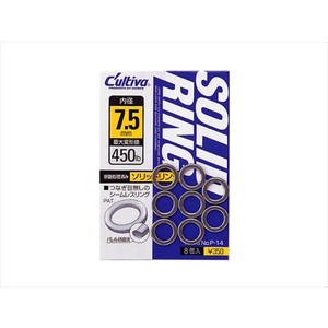 Owner Cartiva Solid Ring P-14 4 mm (80 lb)
