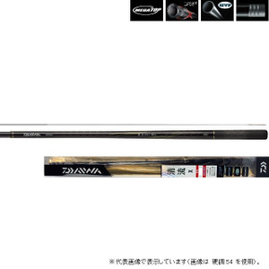 Daiwa clear stream X high contrast 54