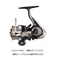 Daiwa 17 Steez TYPE-1 Hi-SPEED Spinning Reel