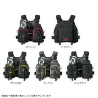 Daiwa DF-6206 Float game Vest jet black free