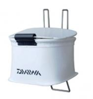 Daiwa Esabaccan with lid SS (H) white