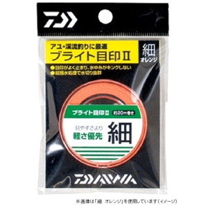 Daiwa Bright marker 2 thick red