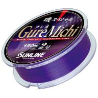Sunline Iso Special GureMichi Gray Road HG 150M No. 2 Blue & Pink