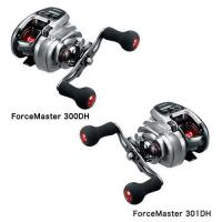 Shimano Force Master 301DH (left handle)