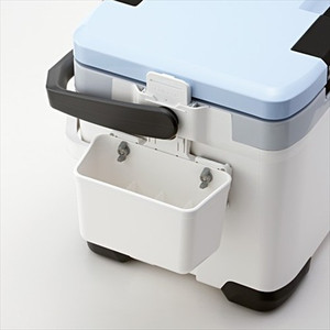 Shimano AB-055 P Cooler side pocket hard white