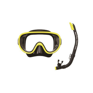 Tabata Snow-Kelling 2 Piece Adult RC 0103 Black Flash Yellow -