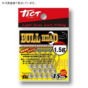 TICT (tact) BULL HEAD (heavy pack) 1.0 g