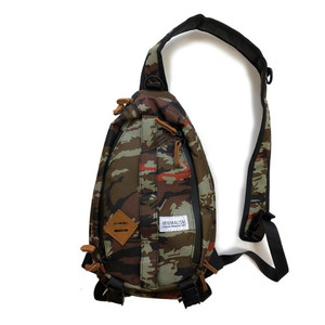 Tict (TICT) Minimalism Shoulder Bag Forest duck