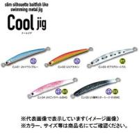 TICT Cool Jig 35 mm 3g CJ-01 UV Sardine Blue
