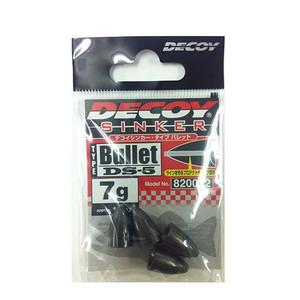 Decoy decoy sinker bullet type DS-5 7 g