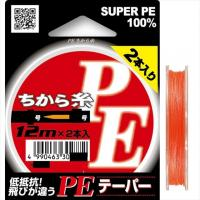 Yamatoyo Tegs PE from the thread 12 m × 2 bottles 3 to 7