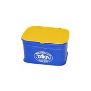 Taka Industry 11-Corner Esca Bucket Double Lid with Lid Small Small