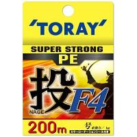 Toray Super Strong PE injection F4 200m 2