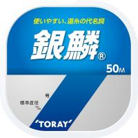 Toray Silver Scale 50m Single Item # 0.6