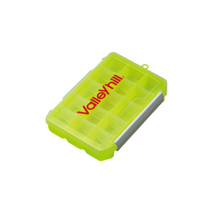 Valleyhill VH Luer Case Fluorescent Yellow