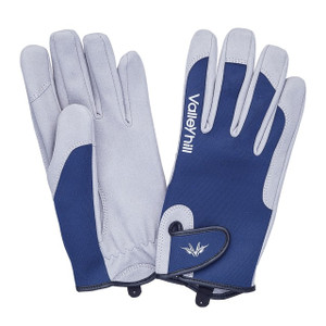 Valleyhill Titanium Shield Jigging Glove L Navy