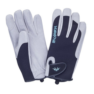 Valleyhill Titanium Shield Jigging Glove LL Black