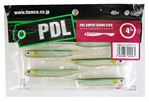 Tiemco PDL Super Living Fish 4ECO # 23 Pearl Live Ayu